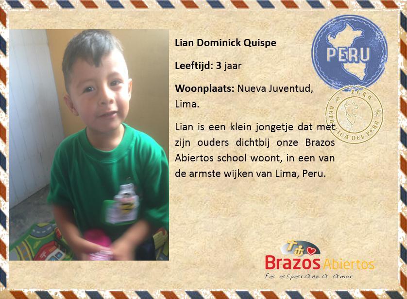NL Lian Dominick Quispe