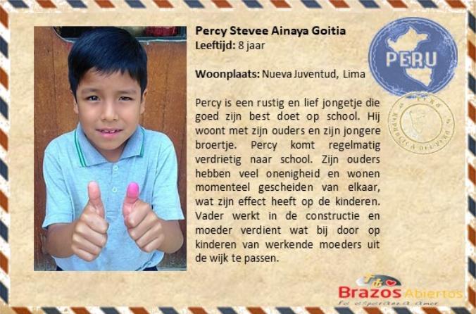 NL Percy Stevee Ainaya Goitia