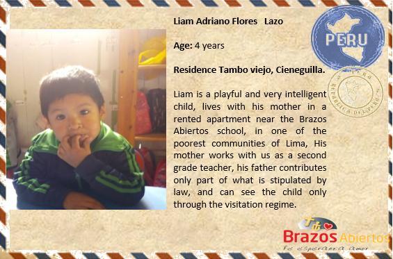 GB Liam Adriano Flores Lazo