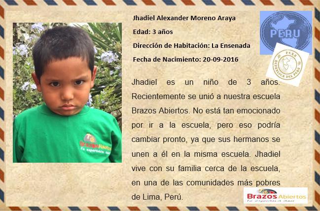 ES Jhadiel Alexander Moreno Araya