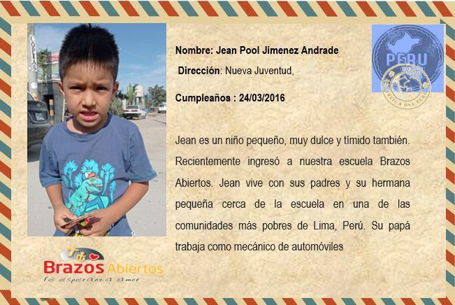 ES Jean Pool Jimenez Andrade