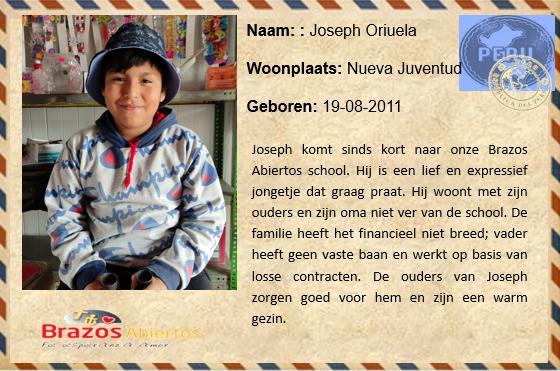 NL Joseph Oriuela
