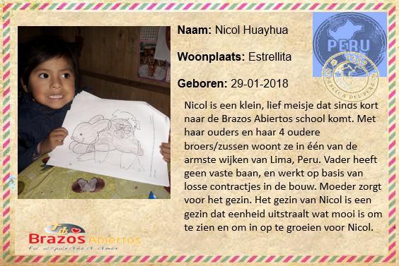 NL Nicol Huayhua