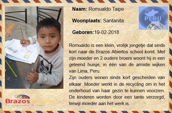 NL Romualdo Taipe